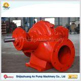 Pompe à eau fendue diesel de cas de double aspiration d'irrigation d'agriculture