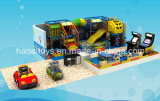 Children (A-15228)のための普及したOcean Theme Indoor Soft Playground