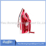 Heißes-Selling Ssi2837 Travelling Steam Iron Electric Iron mit Ceramic Soleplate (Orange)