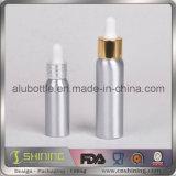botella del aluminio del cuentagotas del E-Líquido 1oz