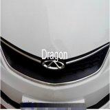linha de tira moldando etiqueta da guarnição da decoração do motor do carro 3D