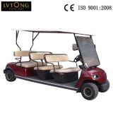 China-Hersteller 8 Seaters elektrische Autos für die Besichtigung