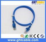 cuerda de corrección de los 0.5m Almg RJ45 UTP Cat5/cable de la corrección