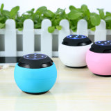 Altavoz portable Mini-Sin hilos redondo de Bluetooth