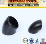 P265gh / A234 Wpb 180 ° Lr Carbon Steel Elbow