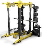 Aptidão Equipment Gym Commercial HD Elite Half Rack para Quente-Sale