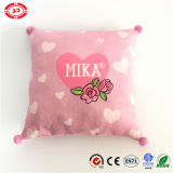 Mika con Umbrella Frog Pattern su Pillow Cute Soft Cushion