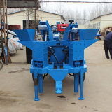 Wante Machinery Wt2-20m Interlocking Brick Machine avec Diesel Engine