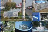 2006, 40 комплектов малого фонтана Streetview в Румынии