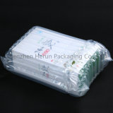 Bolso transparente columna de aire para la carga frágil