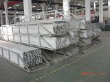 Perfis industriais de alumínio da qualidade superior