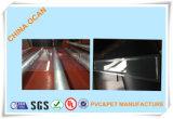 Лоснистый супер лист PVC ясности 0.35mm твердый