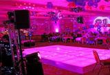 Luz superior LED Dance Floor del disco de la venta 2016