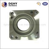 A fábrica fêz as peças de bronze de alumínio feitas à máquina CNC personalizadas do aço inoxidável