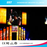 Stage를 위한 P3.91 SMD2121 Black LEDs Full Color Indoor Rental LED Display Screen
