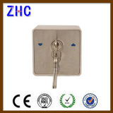 Interruptor con llave del balanceo de la puerta de la seguridad eléctrica del bastidor de aluminio