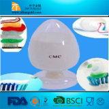 Grado superventas superior de la crema dental del CMC de la celulosa carboximetil de sodio 2016