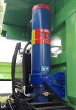 Cilindro hidráulico telescópico gradual del carro de vaciado de OEM/ODM