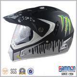 Motorcrossの専門の純粋で白いヘルメット(CR407)