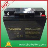 12V 18ah Leitungskabel saure AGM-Batterie für Gebrauchsfahrzeug