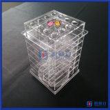 De Nieuwe Gekenmerkte Producten die van uitstekende kwaliteit de AcrylOrganisator van de Lippenstift spinnen
