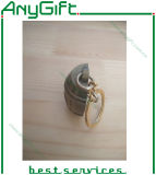 Zinc Alloy Die Cating Barrel Keyring