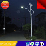 La Chine Supplier 10m Polonais 80W Waterproof Solar DEL Street Light