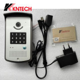 Intercom Video Doorphone avec Gateway pour Smart Home Knzd-42vr