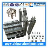 Bâti en aluminium de panneau solaire de qualité pour le support solaire photovoltaïque