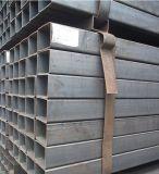 Tubo de acero cuadrado galvanizado en baño caliente S235j2