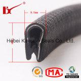 Tira do selo do PVC da proteção de afiação da folha de metal da canaleta em U