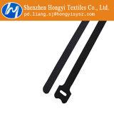 Gancho de leva y bucle reutilizables de la atadura de cables del Velcro