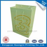 Papier de haute qualité Sac à provisions avec la poignée de coton
