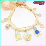 Womenのための2015新しいCustom Jewelry Fashion Charm Bracelet