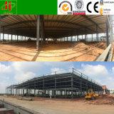 Изготовление конструкции устанавливает полуфабрикат структуру Seel здание