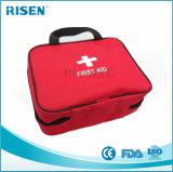 Bolso de kit médico de los primeros auxilios del recorrido