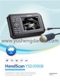 Ultrason portatif Ysd3000b de Palmtop Digital