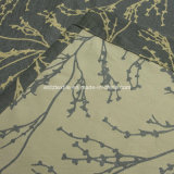 Diseño 2016 de Fragrans del Chimonanthus de la tela de la cortina de ventana