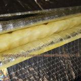 Câmara de ar ventilada fibra de vidro isolada