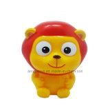 Juguetes frescos del color para el bebé, el mejor juguete de encargo bien escogido del vinilo, juguete Shaped animal del bebé del vinilo