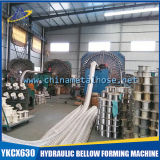 Steel inoxidable Horizontal Wire Braiding Machine avec du ce Certificate