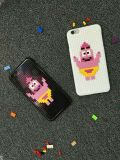 Le carton DIY fait sur commande Anti-Rayent la forme assemblée créatrice protectrice d'iPhone