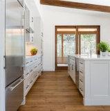 Трасучка фабрики сразу белый покрашенный вся деревянная мебель кухни