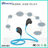 Auriculares estereofónicos sem fio do fone de ouvido do auscultadores de Bluetooth do esporte novo da forma