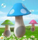 Lampe neuve de Tableau de champignon de couche de modèle et mini haut-parleur pour le téléphone mobile et l'ordinateur