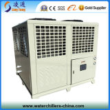 Energiesparende Luft abgekühlter schraubenartiger Wasser-Kühler