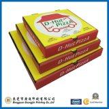 Heet-verkoop het Golf Verpakkende Vakje van de Pizza van het Document