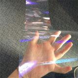 Film en verre de guichet de véhicule de caméléon d'isolation thermique