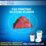 Caoutchouc liquide de silicium de condensation pour les garnitures (HY-918)