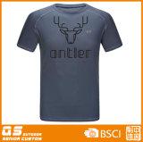 T-shirt courant de la mode des hommes